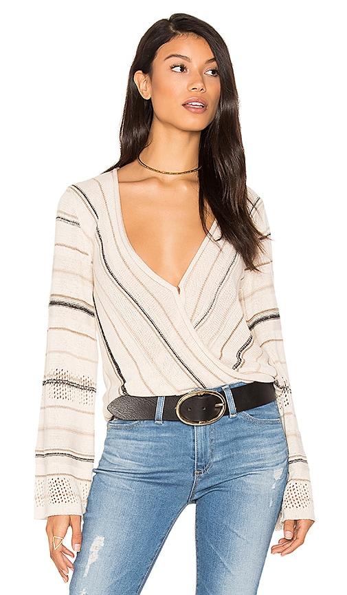 Goddis Autumn Sweater in Ivory