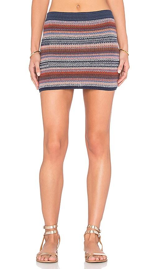 Goddis Spellcaster Skirt in Tradewinds