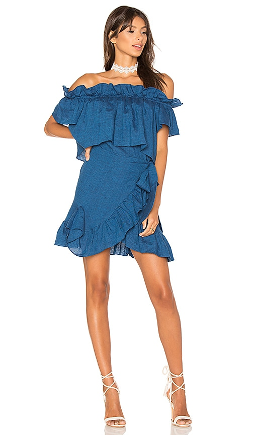 GOEN.J Dress in Blue