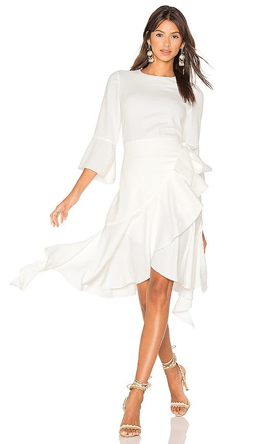 GOEN.J Dress in White