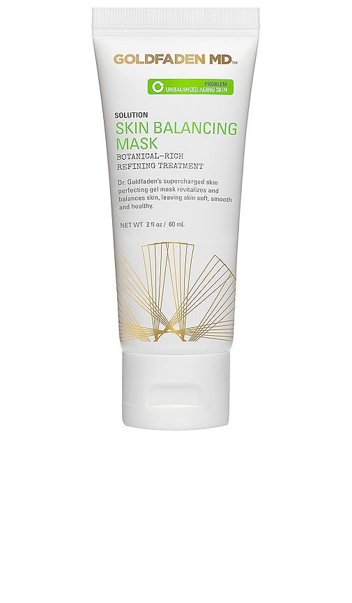 Skin Balancing Mask Botanical-Rich Refining Treatment