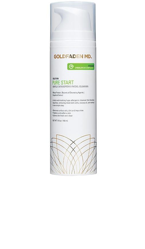 Pure Start Detoxifying Facial Cleanser