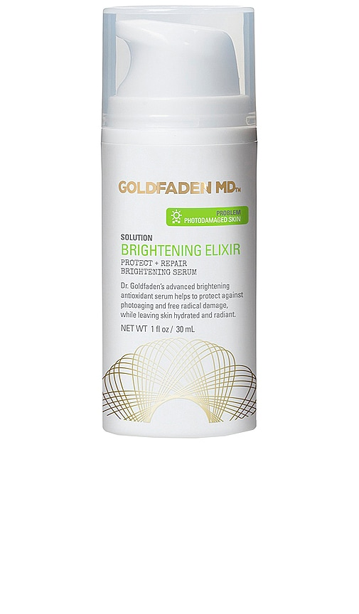 GOLDFADEN MD BRIGHTENING ELIXIR PROTECT + REPAIR SERUM