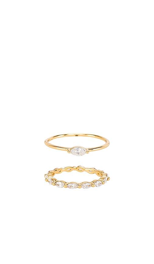 Lena Ring Set