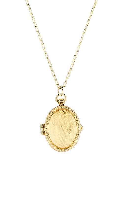 Bali Antique Locket Necklace