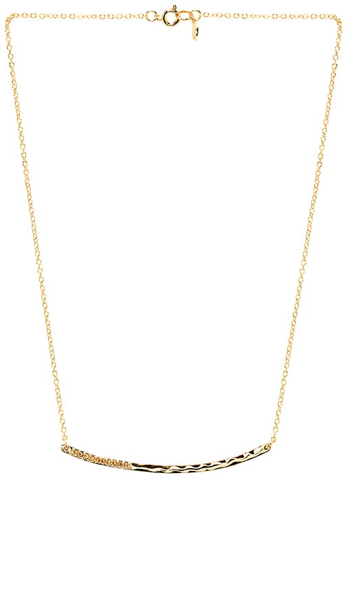Taner Shimmer Necklace