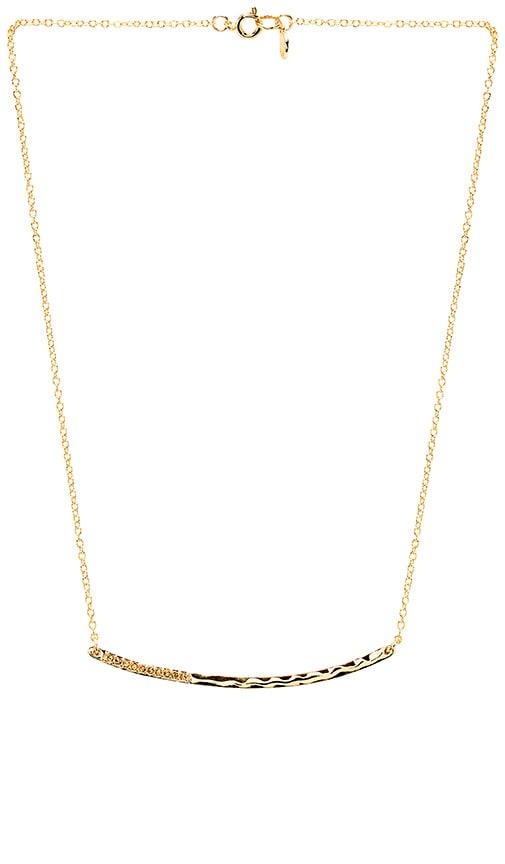Taner Shimmer Necklace