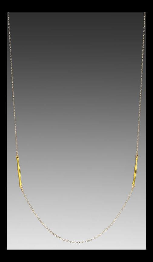 Taner Dagger Double Necklace