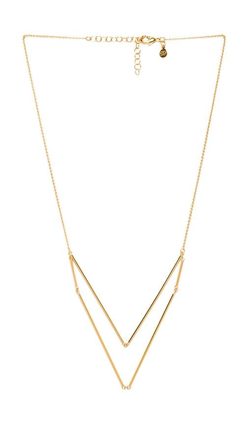 Greer V-neck Layer Necklace