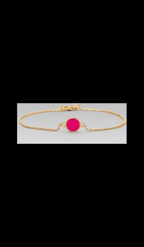 Electric Disc Bracelet