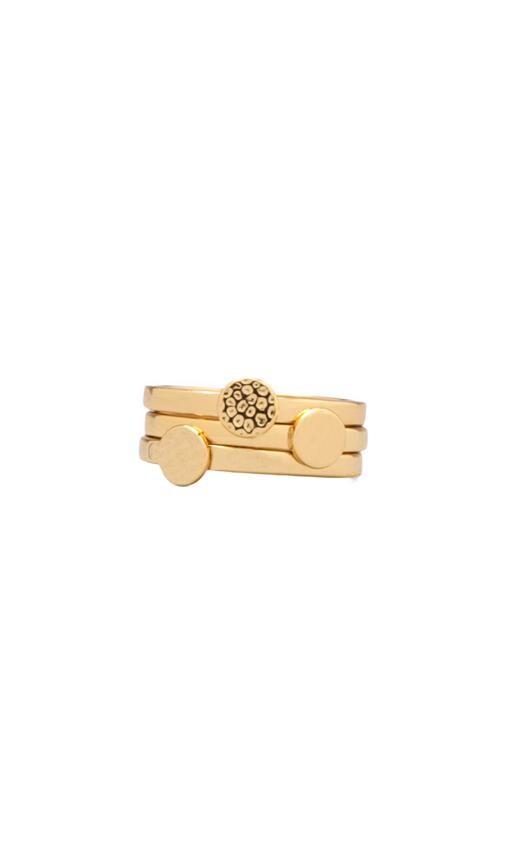 Fatima Ring Set