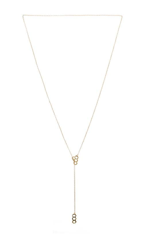 Honeycomb Lariat
