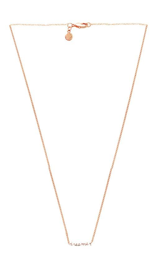 x REVOLVE EXCLUSIVE Dreamer Necklace