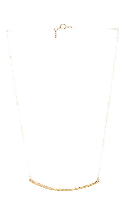 Taner Dagger Shimmer Necklace