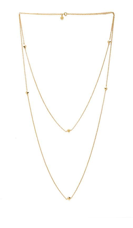 Lula Pyramid Layer Necklace