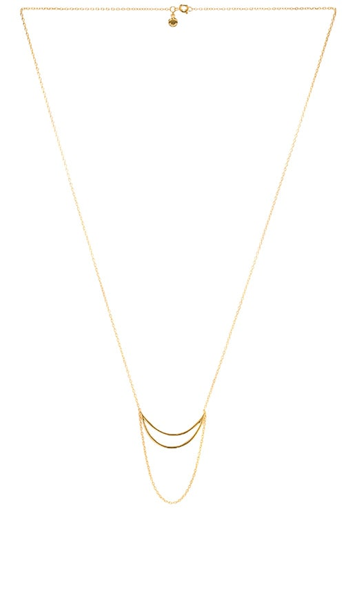 gorjana Remy Necklace in Gold