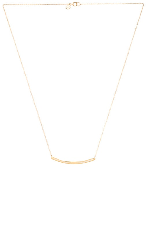 Taner Split Long Necklace