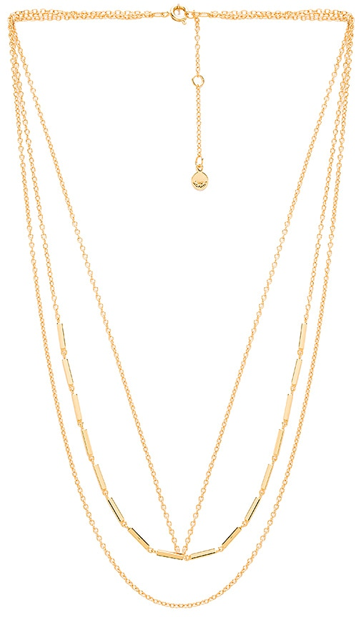 gorjana Cameron Layer Necklace in Gold