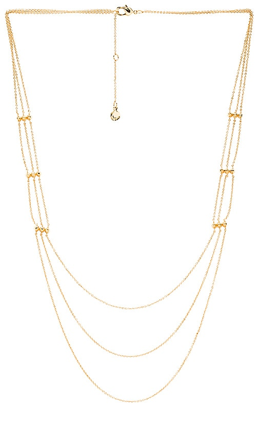 Gold Rush Layer Necklace