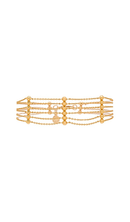 gorjana Gold Rush Bracelet in Gold