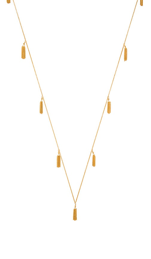 gorjana Joplin Wrap Necklace in Gold