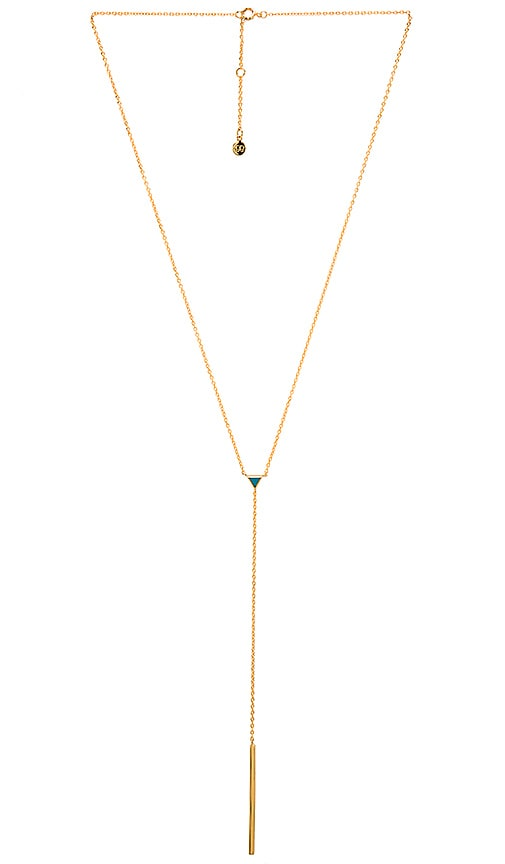 Carmen Reversible Lariat Necklace