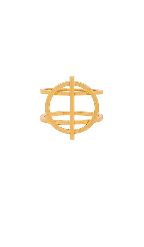 Anya Circle Ring