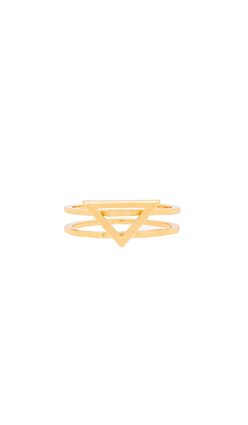 Anya Triangle Ring