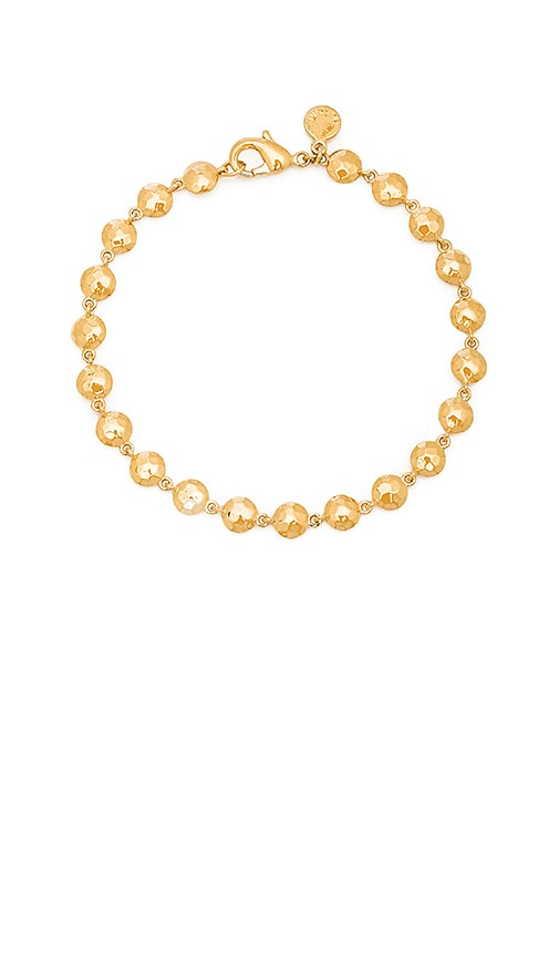 gorjana Marlow Bracelet in Metallic Gold