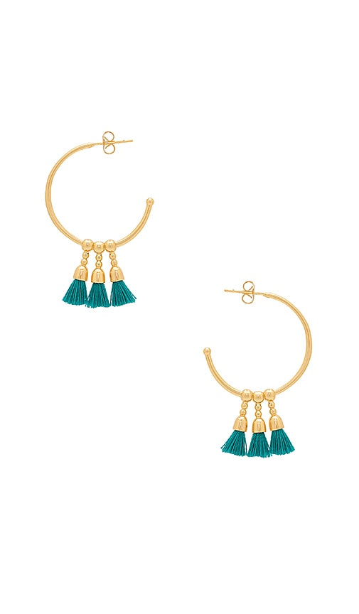 Baja Hoop Earrings