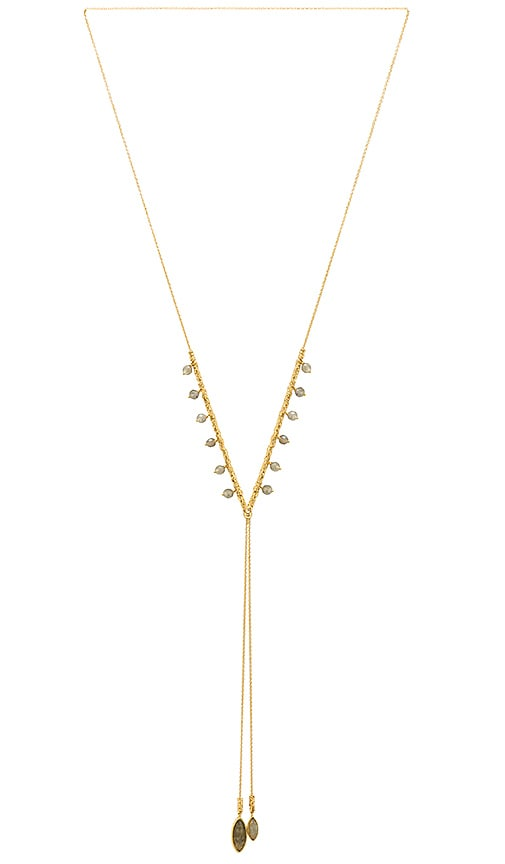 gorjana Palisades Versatile Necklace in Gold