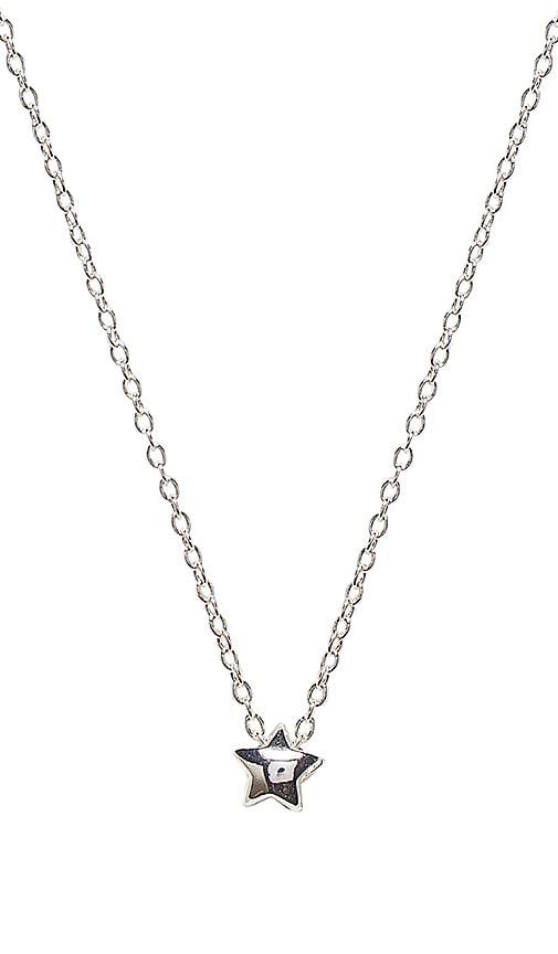 Adjustable Star Charm Necklace