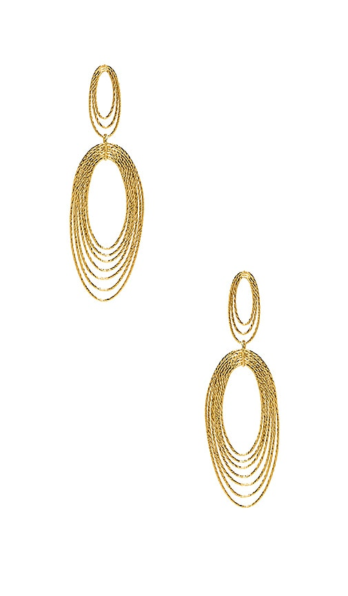 Presley Statement Drop Earrings