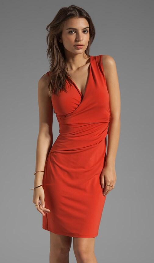 Stretch Jersey Tank Dress