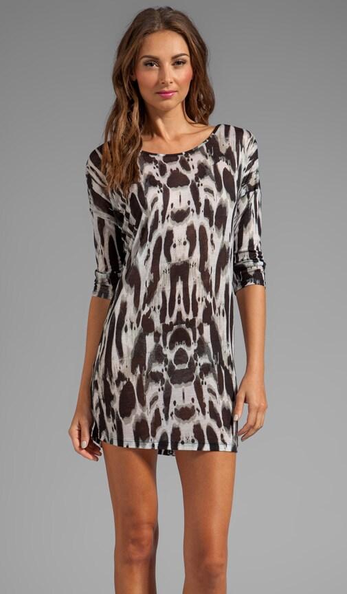 Ink Blot Dress