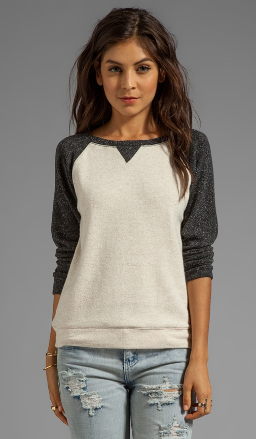 Brushed Sweatshirt