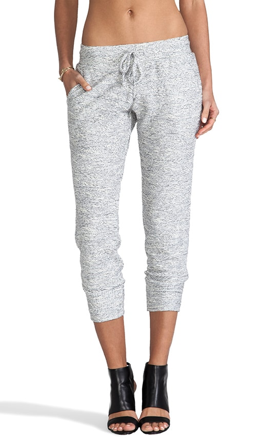 Texture Knit Sweatpant