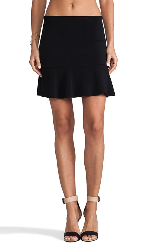 Soft Suiting Skirt