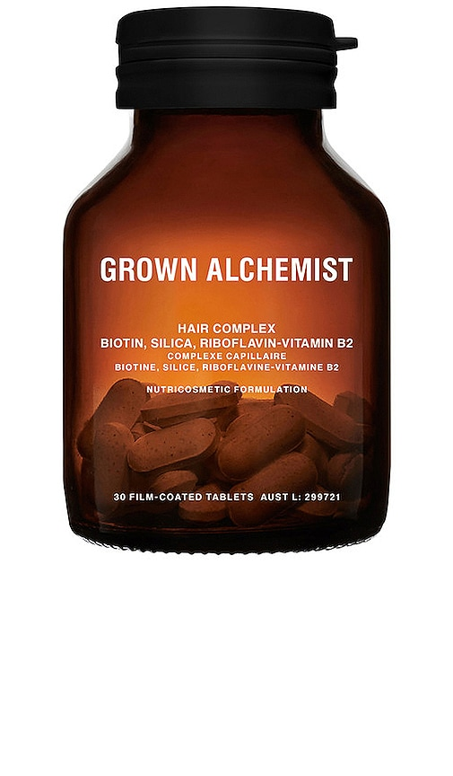 Hair Complex: Biotin, Silica, Riboflavin-Vitamin B2
