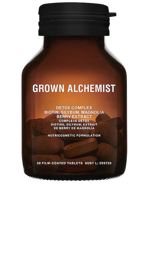 Detox Complex: Biotin, Silybum, Magnolia Berry Extra