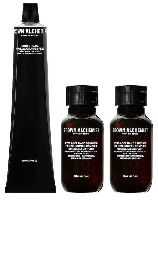 Grown Alchemist Healthy Hands Kit In N,a