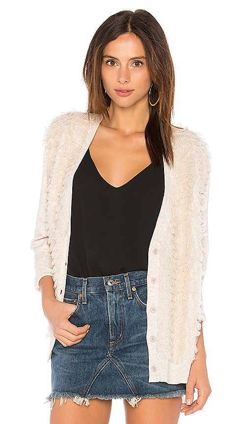 The Great The Loop Cardigan in Beige