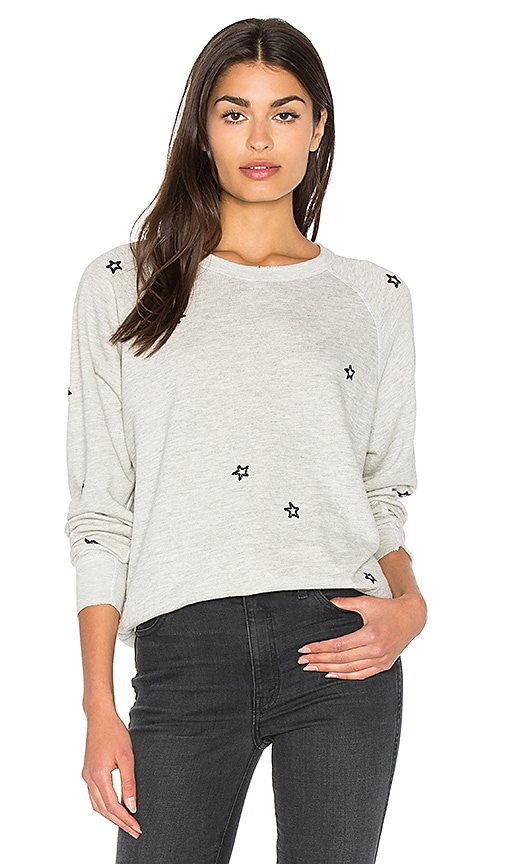 The Embroidered Star Sweatshirt