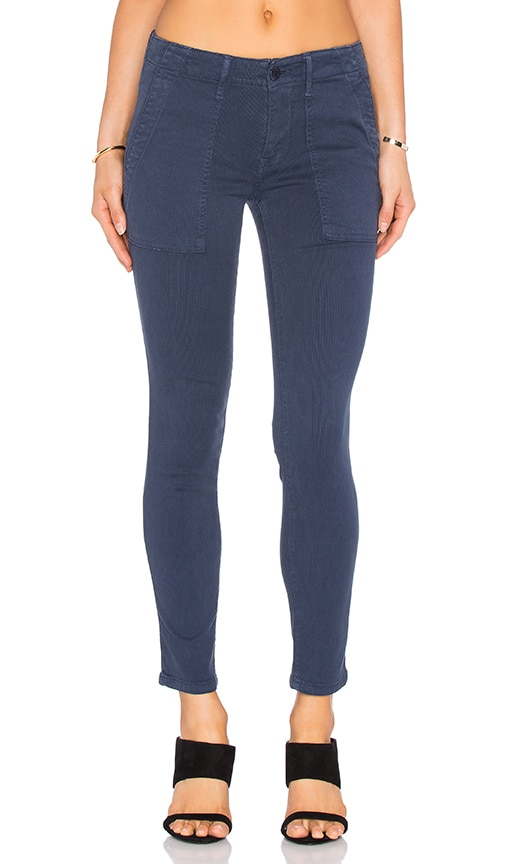 The Great Skinny Armies Pant in Navy