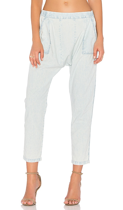 The Great The Harem Pant in Blue