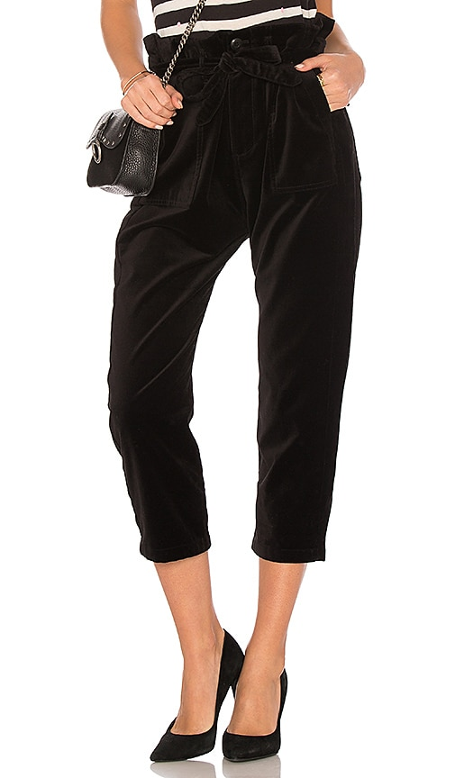 The Great The Convertible Trouser in Black