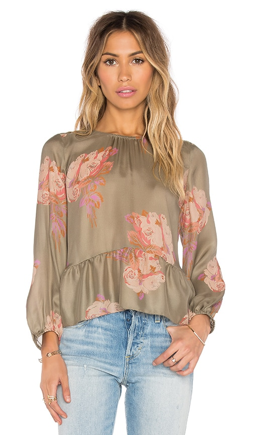 The Great Honey Top in Army Rose