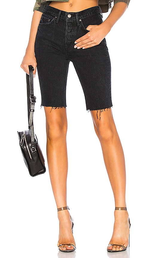Beverly High Rise Long Biker Short