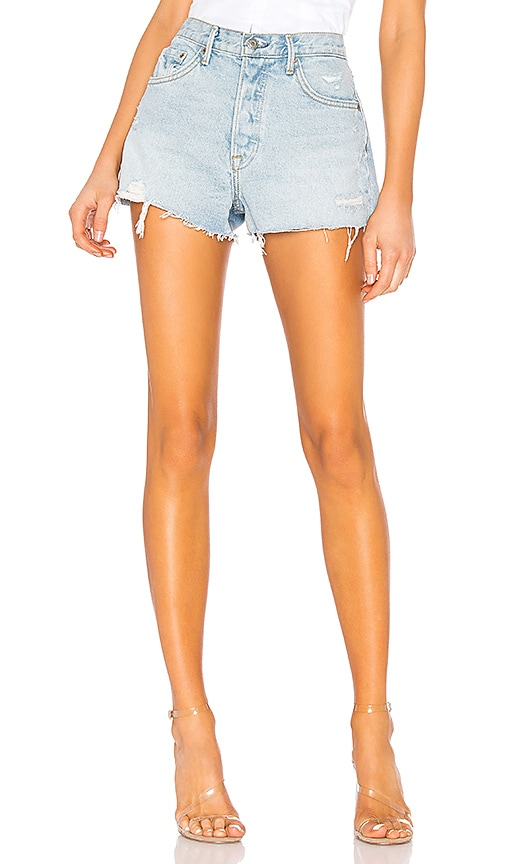 Kaia Hang Low Tomboy Short