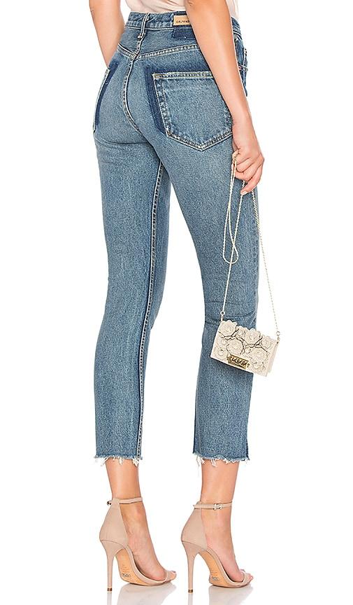 GRLFRND Karolina High-Rise Skinny Jean in Smiths